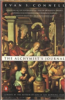 Book The Alchymist's Journal