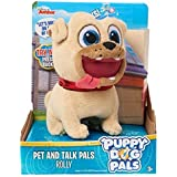 "DISNEY JUNIOP PUPPY DOG PALS Just Play 3.50"" Puppy Dog Pals Pet & Talk Pals – Rolly"