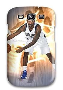 Cute Appearance Cover/tpu JtiZMUs2871FVSZm Dallas Mavericks Basketball Nba (22) Case For Galaxy S3