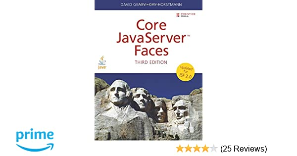 Faces pdf javaserver core 3rd edition