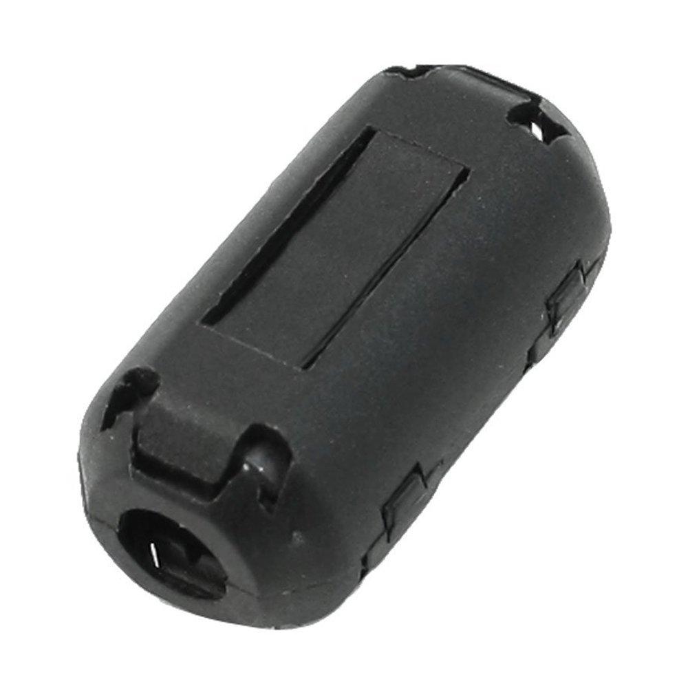 TOOGOO(R)Clip on Design 3.5mm Inner Diameter Ferrite Filter UF35 for RFI EMI