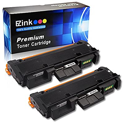 E-Z Ink (TM) Compatible Toner Cartridge 3.0K Replacement for Samsung 116L MLT-D116L D116L High Yield (2 Black) for use with SL-M2625D SL-M2675F SL-M2825DW SL-M2835DW SL-M2875FD SL-M2875FW SL-M2885FW