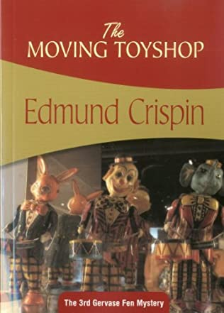 book cover of The Moving Toyshop