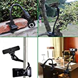 Smatree Flexible Jaws Clamp Clip Mount Holder