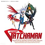 ORIGINAL ANIMATION VIDEO GATCHAMAN ORIGINAL SOUNDTRACK(ltd.)