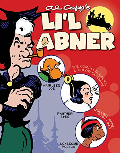 lil abner comics - 6