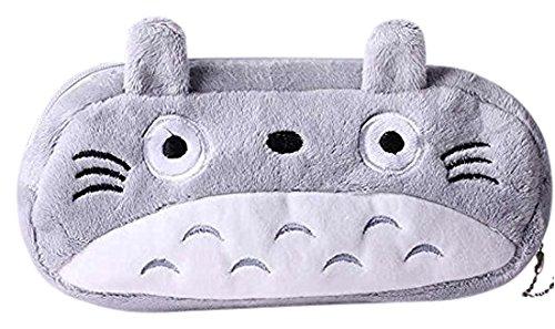 Haba Totoro Cute Plush Pencil Pen Bag Pouch