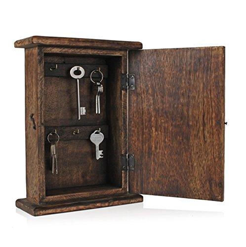 Keys Hldr 3 Mtl Hooks