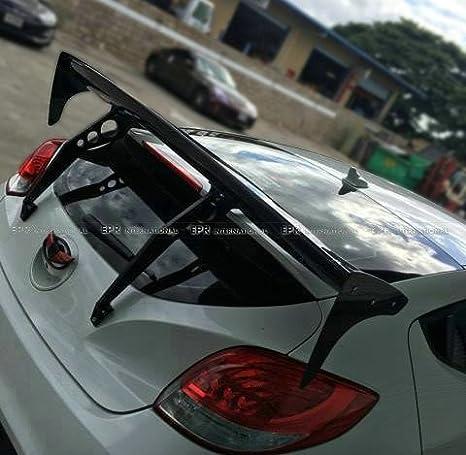Vidrio de cristal RSW estilo trasero alerón ala conjuntos de GT (Turbo o no Turbo): Amazon.es: Coche y moto