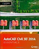 AutoCAD Civil 3D 2014, Eric Chappell, 1118575024