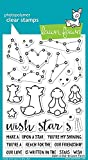 #8: Lawn Fawn LF1407 Upon a star clear stamps