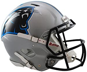 Riddell Revolution Speed Mini Helmet - Carolina Panthers