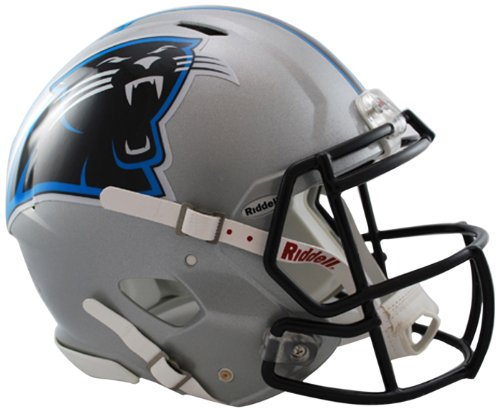 - Riddell Carolina Panthers NFL Replica Speed Mini Football Helmet