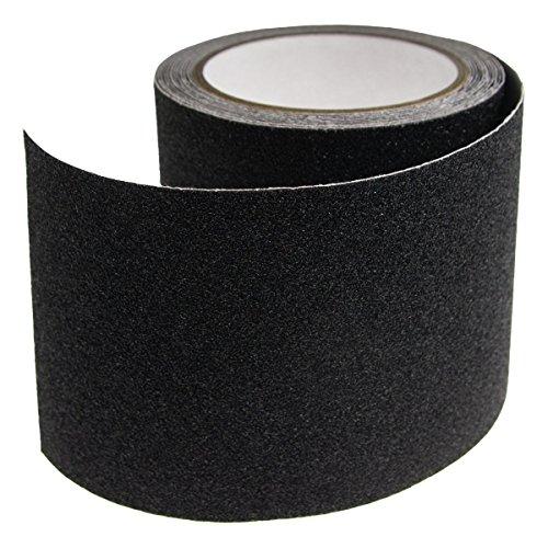 "Grit Skateboard Griptape (4""x12' Roll Non-Slip Outdoor Grip Tape Safety Grit Tread For Skateboards Scooter)"