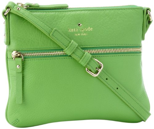 Kate Spade New York Cobble Hill Tenley PWRU2587 Cross Body,Shamrock,One Size, Bags Central