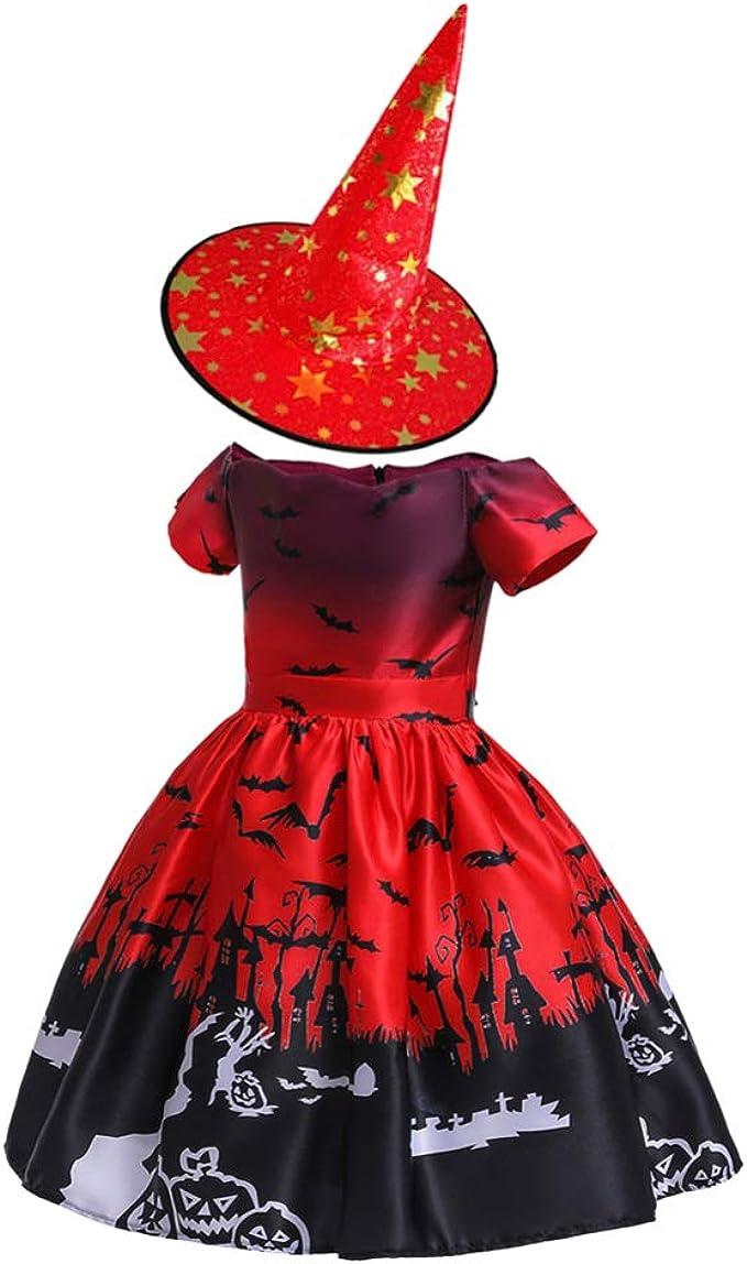 Amosfun - Disfraz de Princesa de Halloween para Halloween con ...