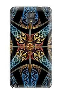 New Fashion YY-ONE For Galaxy Note 3(JZDeraP1776hajnN)