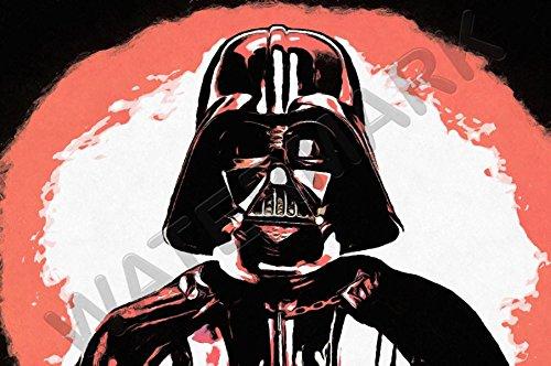Darth Vader Sith Lord Star Wars Giant Wall Poster Art Print