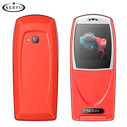 SERVO S06 Teléfono Móvil 1.77 Inch spreadtrumsc6533 Dual ...