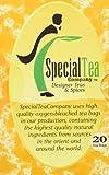 Special Tea Company 20 Pina Colada Black Tea Bags