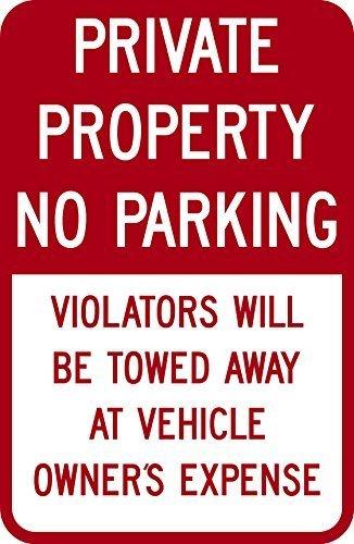 aersing propiedad privada - prohibido aparcar violadores ...