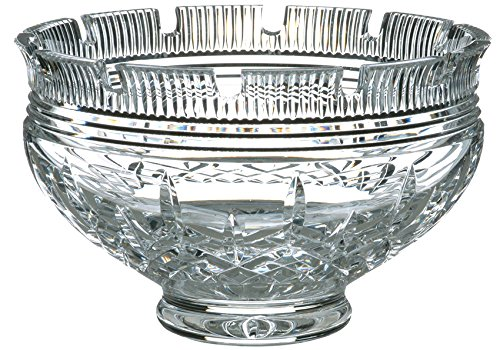 Waterford Lismore Castle Footed Bowl 10