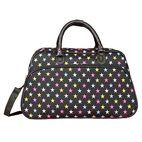 Ibagbar Vintage Canvas Backpack Rucksack Laptop Bag
