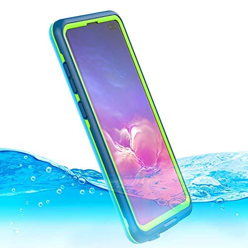 save off b644f b5eed Amazon.com: Waterproof Phone Case for Samsung Galaxy S10 / S10 Plus ...