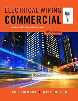 electrical wiring commercial phil simmons ray mullin rh amazon ca books on writing activity books on writing novels