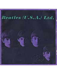 BEATLES 1964 USA Tour Concert Program Programme book