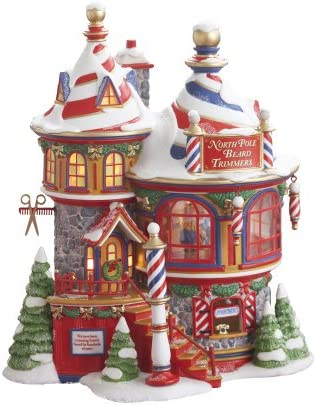 Department 56 North Pole Village Beard Trimmers