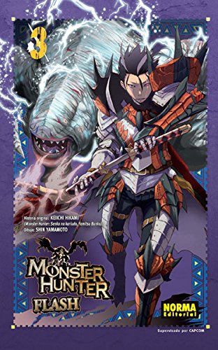 Descargar Libro Monster Hunter Flash 3 Shin Yamamoto Keiichi Hikami