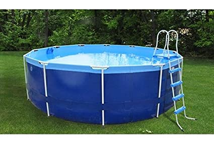 Amazon.com : Splash-A-Round Pools QS1648 Round Quik Swim, 16 ...