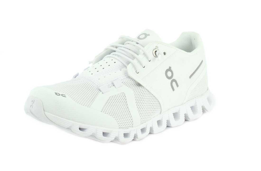 TALLA 36 EU. on Running Zapatillas on Cloud Denim/Blanco