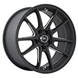 720 Form GTF1 Wheels (Painted/Matte Black), 17*8, 5/114.3, ET 35mm