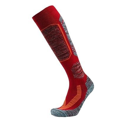 XIAXIACP Calcetines Gruesos para Caminar, Calcetines de esquí Algodón La Parte Inferior de la Toalla