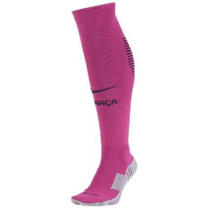Nike FC Barcelona H/A/G Stadium Sock Calcetines, Hombre ...