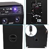 PYLE PSUFM1245A 1400-Watt 2-Way Speaker System