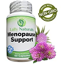 Menopause Relief – Menapausal Supplements – Weight Management – Hormone Balance - Non-GMO – Helps Reduce Hot Flashes and Night Sweats Black Cohosh and Dong Quai 60 Capsules