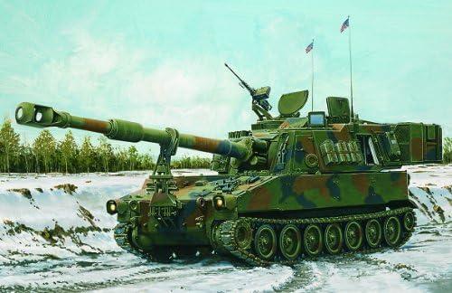 Hobby Italeri 510000372 - Maqueta de Tanque M109A6 Paladin (Escala 1:35)