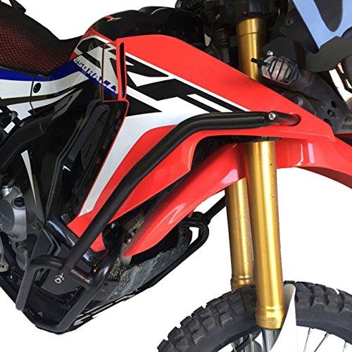 Crf250 Engine - Honda CRF250 Rally Full Crash Bar Engine + Fairing Crash Bar +Skid Plate