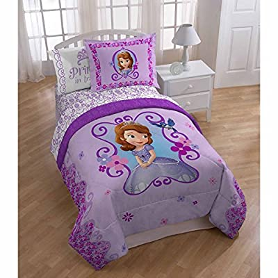 Disney Sofia The First Introducing Sofia Reversible Comforter
