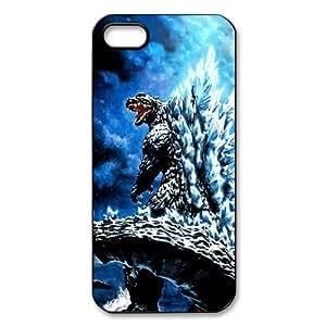 Powerful Dinosaur Godzilla Apple Iphone 5S/5 Case Cover Coolst Wallpaper by icecream design