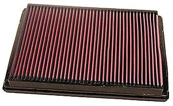 K & N filtro de aire Opel Astra H 1.9 CDTI Turbo Diesel Bj. 9