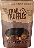 Gluten-Free Healthy Camping and Backpacking Food Paleo Snacks Pack – Vegan Health Food Snacks Made from Superfood Ingredients (Chocolate Hazelnut, 1 pack)