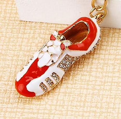 Gudhi - Llavero, diseño de Zapatillas con Diamantes de ...