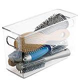 InterDesign Linus Plastic Countertop, Closet, and