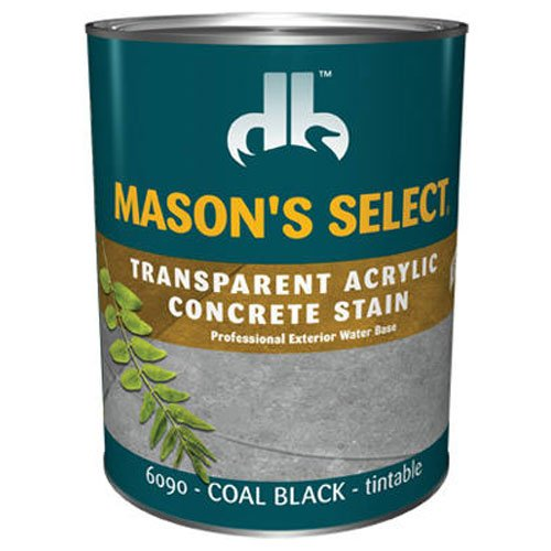 Duckback Products DB-6090-3 Quart Transparent Concentrate Stain, - Stain Mason Green