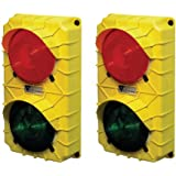 """Docking Stop and Go Lights, LED Combo Set, Interior Light, includes switch, 11.5""""x6.5""""x3.75"""" 115V,"""