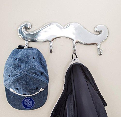 Mustache Wall Coat Hangers